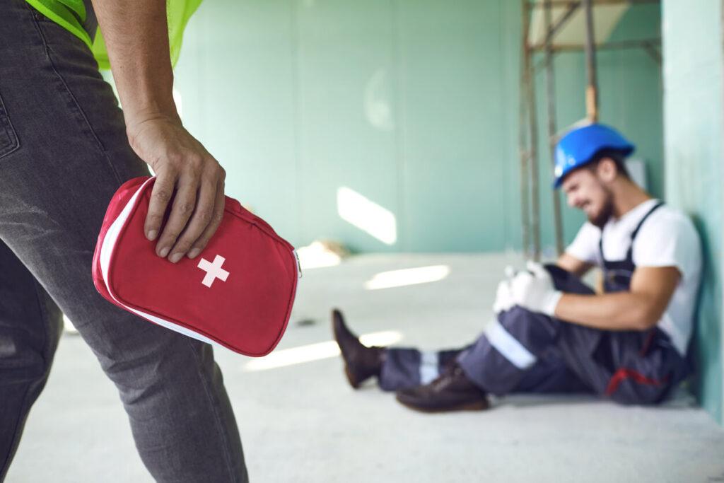 acidente de trabalho: como evitar?