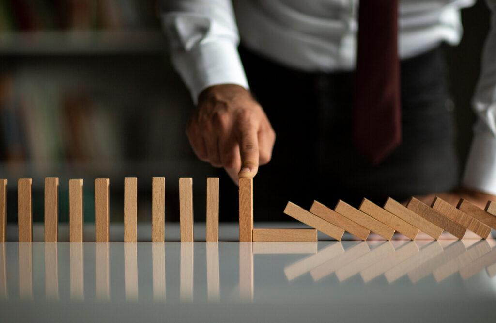 Estruturação e gerenciamento de riscos
