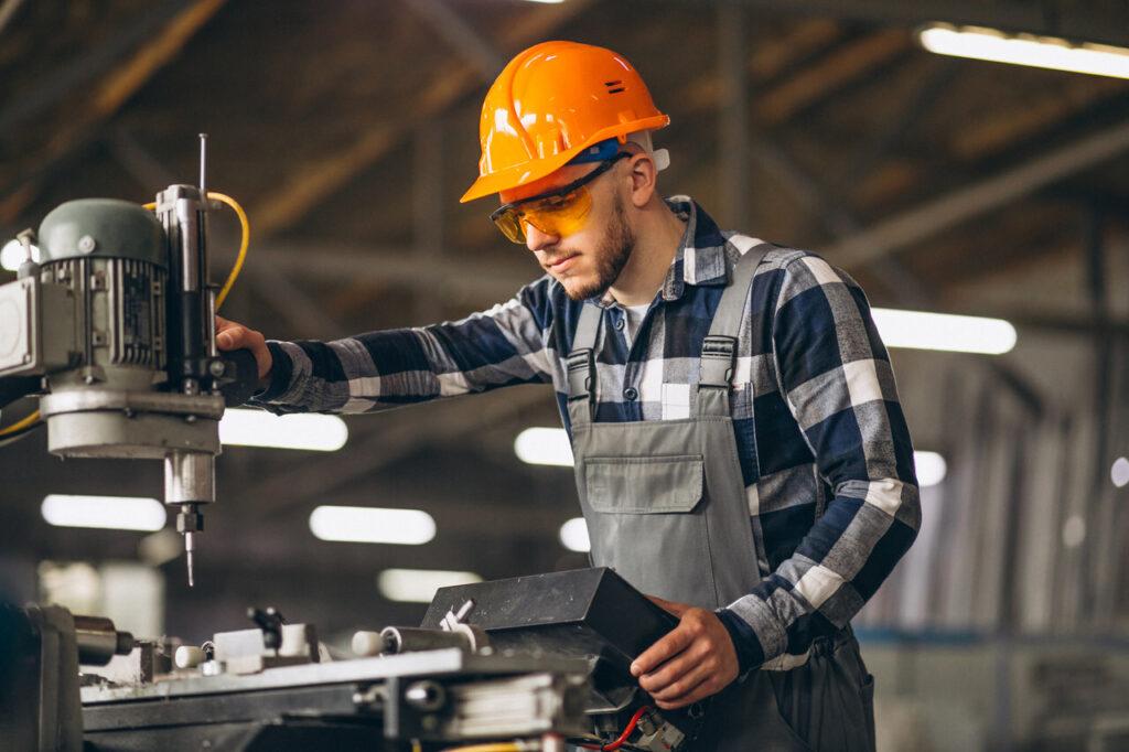 Automação industrial como segurança na operação