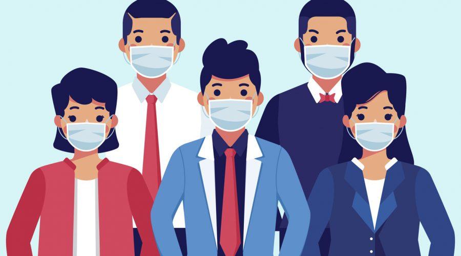 Proteção de Funcionários contra COVID-19